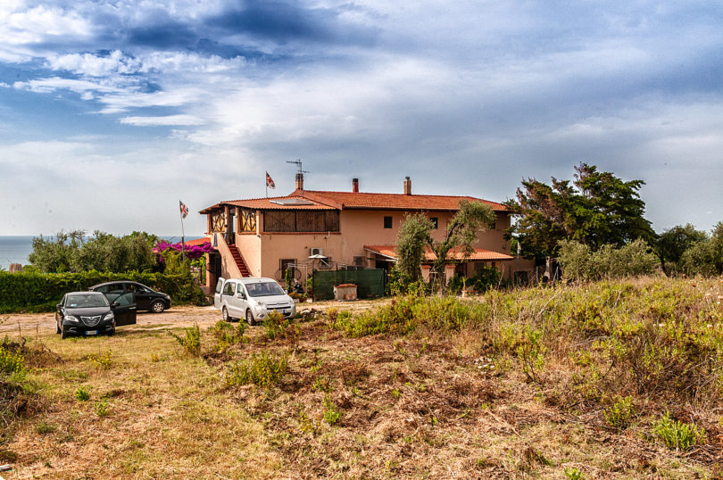 Bed & Breakfast auf Sardinien