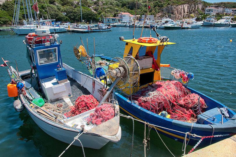 Hafen von Santa Teresa di Gallura