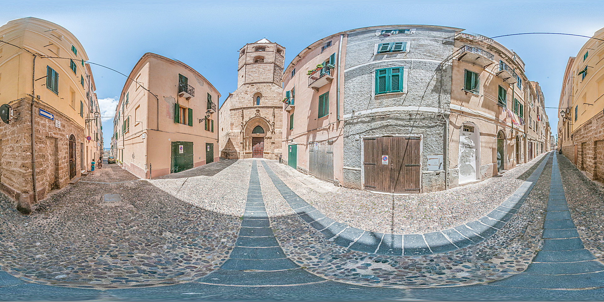 Kathedrale Santa Maria - Alghero