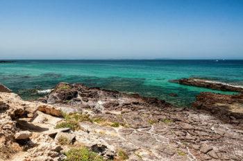 Strand Scogli Forani - Punta la Capra