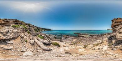 Strand Scogli Forani - Panorama
